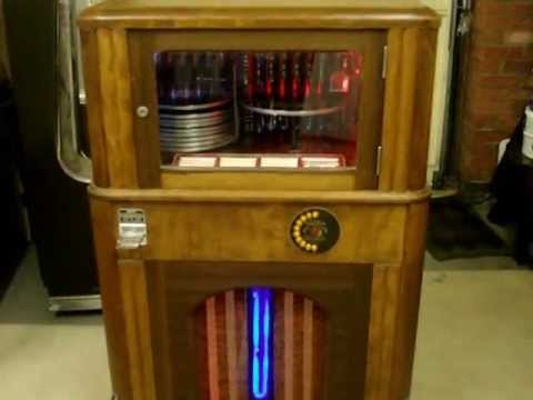 Jukebox Wurlitzer 1934