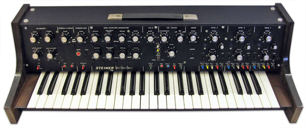 steiner synthesizer